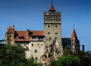 Clasament. Castelul Bran, un loc fruntaş între castelele din Europa