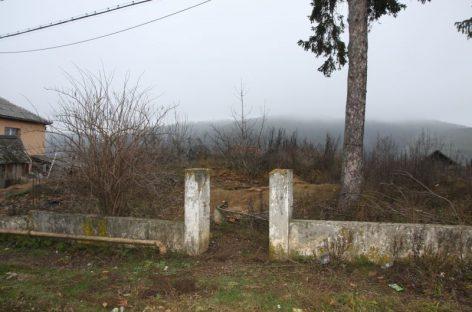 Casa natală a cardinalului Iuliu Hossu, distrusă complet