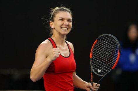 Simona Halep, din nou numărul 1 în clasamentul mondial