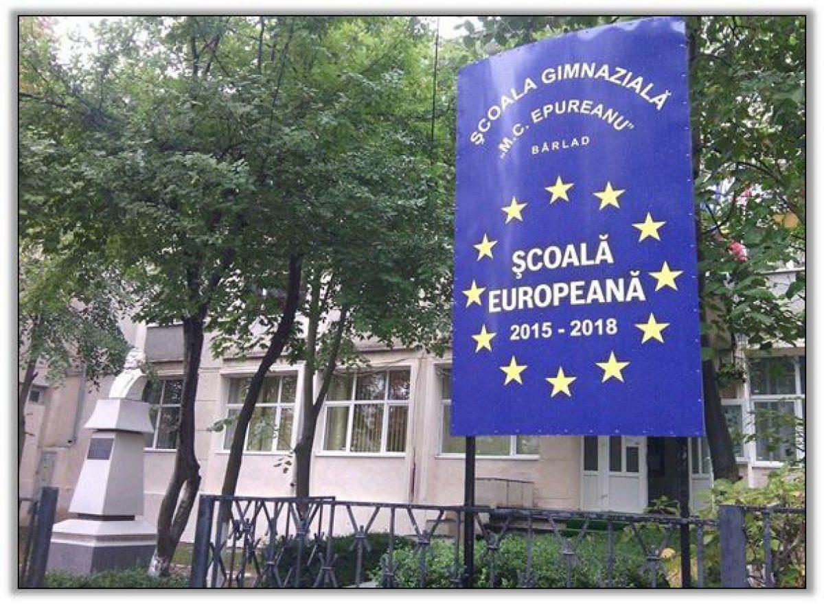 """""""Şcoala Europeană"""". Termenul limită pentru depunerea candidaturilor"""
