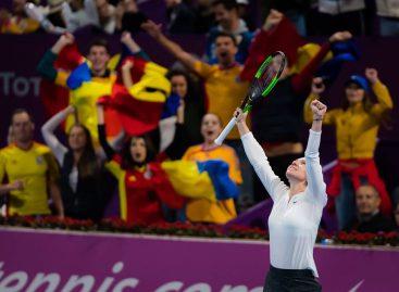 Simona Halep, în finala turneului WTA de la Doha