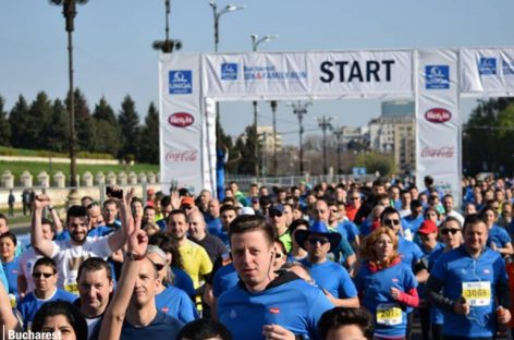 Bucharest Running Club. Alergare prin centrul Capitalei