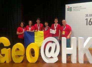 Patru premii pentru România la Olimpiada Internaţională de Geografie 2019