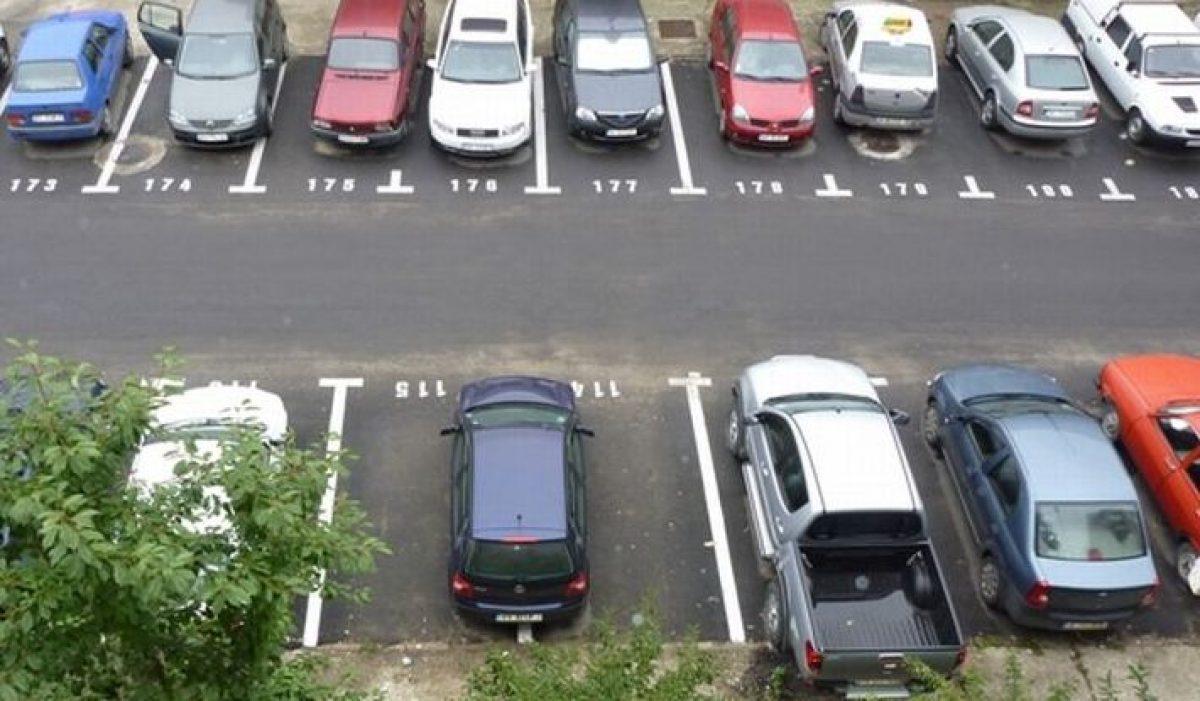 Nu uitați! Până când se depun cereri pentru locurile de parcare din Sectorul 3