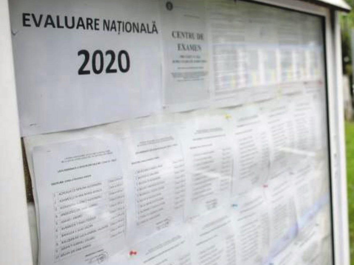 Evaluarea naţională 2020. Notă de trecere pentru 76,10% dintre candidaţi