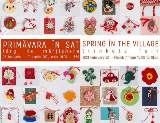 """""""Primăvara în sat"""", la Muzeul Satului din Bucureşti"""